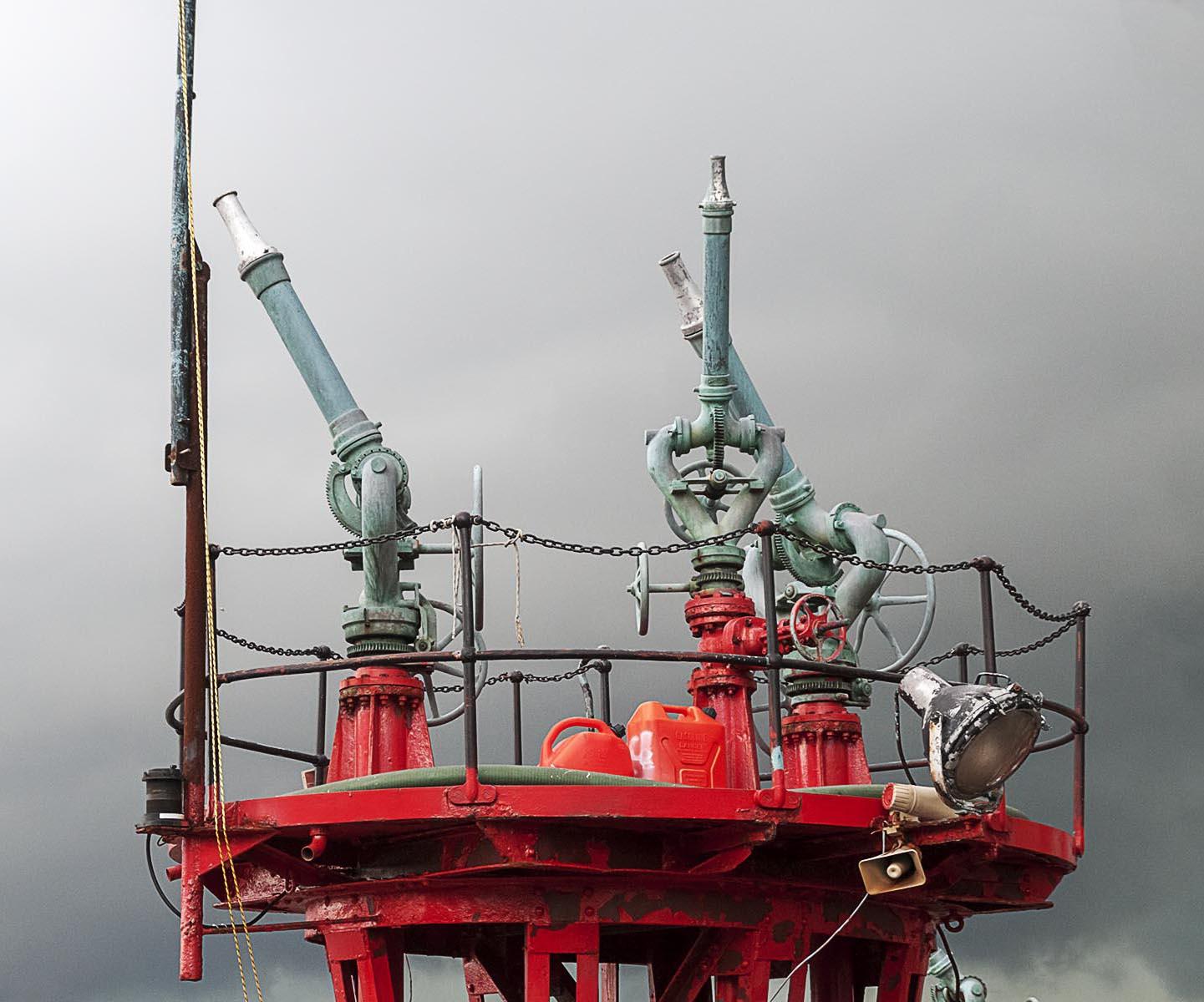 Fireboat Harvey - 496