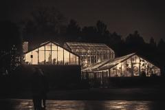 Conservatory at Night - 554