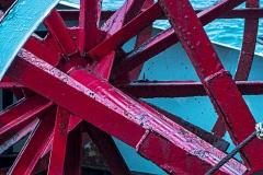 Hudson River Paddlewheel - 487