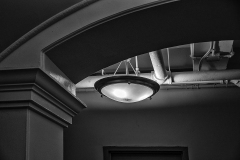 Arch and Lamp - 547