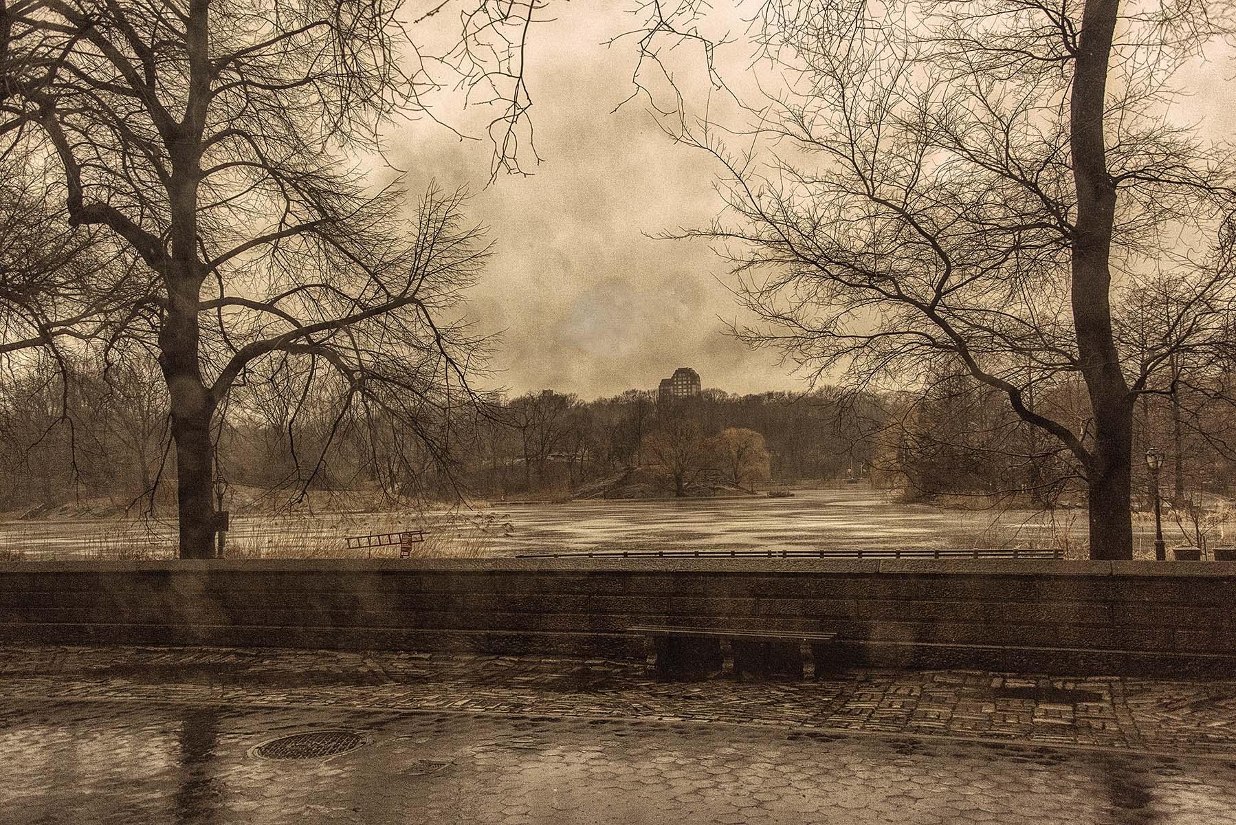 Central Park Harlem Meer - 452