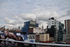 Empire State Bldg from the High Line - 436