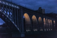 Highbridge Arches Night - 454
