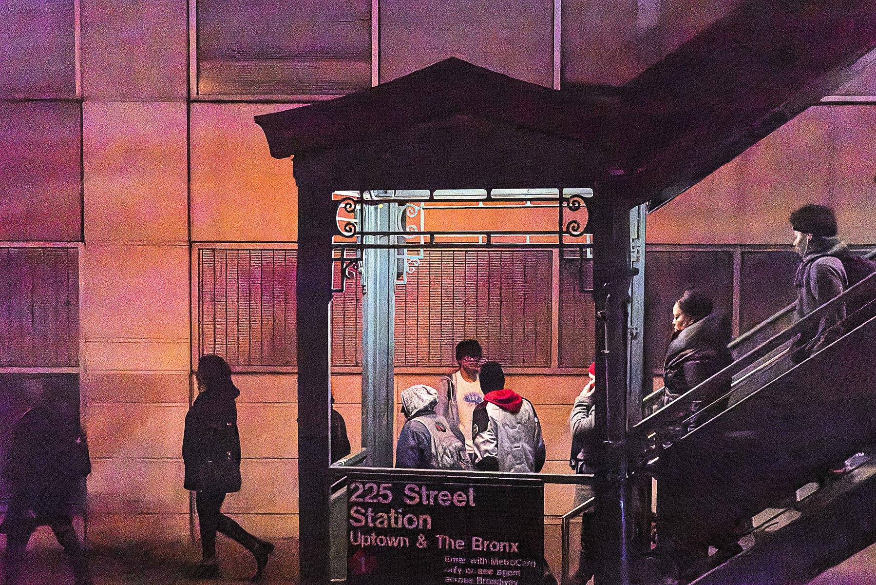 Uptown & The Bronx - 491