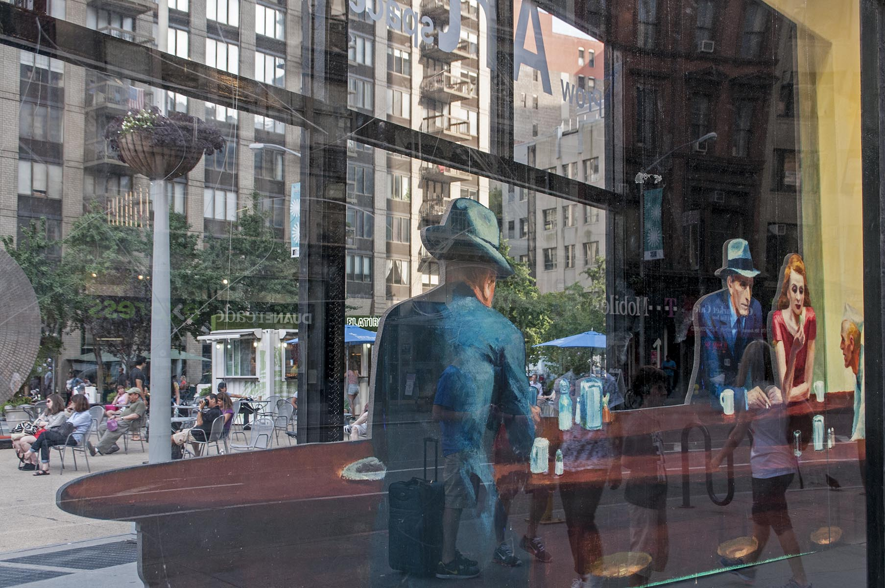Nighthawks on 23rd Street - NYC - 320