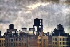 Roof Tops (after Hopper) - 516